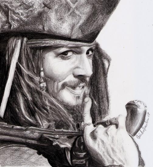 Johnny Depp par cheapandchic